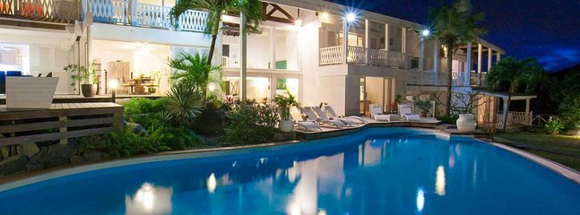 Villa Caye Blanche 3 Bedroom SPECIAL OFFER - Anse Marcel vacation rentals