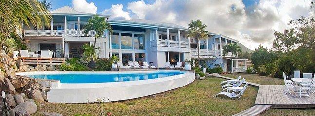 Villa Caye Blanche 7 Bedroom SPECIAL OFFER - Anse Marcel vacation rentals