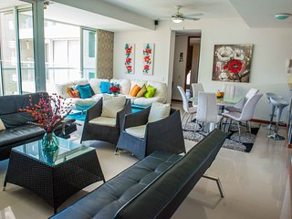 3 bedroom Condo with A/C in Santa Marta - Santa Marta vacation rentals