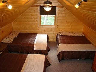 Year Round Vacation Lake Cabin Rental - Hurley vacation rentals