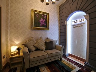 Tanan Center serviced apartments - Ulaanbaatar vacation rentals