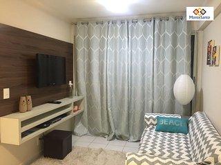 Cozy 2 bedroom Condo in Natal - Natal vacation rentals