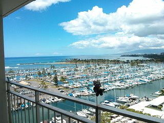 Wake up to this gorgeous ocean view - Honolulu vacation rentals