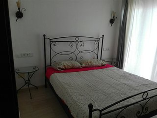 Private doble bedroom with sea view. - Santa Eulalia del Rio vacation rentals
