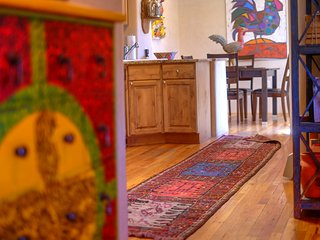 Casas de Guadalupe - Sherrie's Place Luxurious Adobe Home - Santa Fe vacation rentals