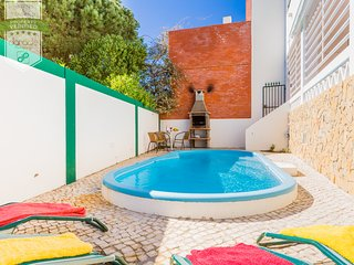 VILAMOURA BEACH HOUSE WITH PRIVATE HEATED POOL - Vilamoura vacation rentals