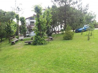 Log cabin beside the woods, kayaking/cycling/historic town - Zwierzyniec vacation rentals