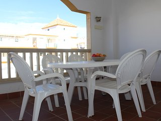 Perfect Condo with Television and Microwave - Rota vacation rentals