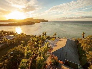 VILLA MALOLO, FIJI - 4 B/room luxury living on Malolo Laila Island - Malolo Lailai Island vacation rentals