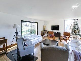 Maison d'architecte de grand confort près de Deauv - Bonneville-sur-Touques vacation rentals