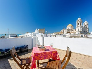 Charming 1 bedroom Condo in Cadiz - Cadiz vacation rentals