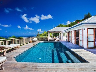 Bright Villa with A/C and Shared Outdoor Pool - Grand Cul-de-Sac vacation rentals