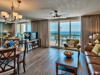Amazing Ocean Views & Recently Renovated! Resorts of Pelican Beach, Free Wi-fi - Destin vacation rentals