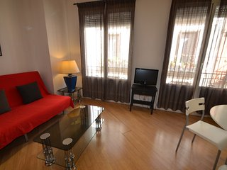 Sunny Condo with Internet Access and Wireless Internet - Loeches vacation rentals
