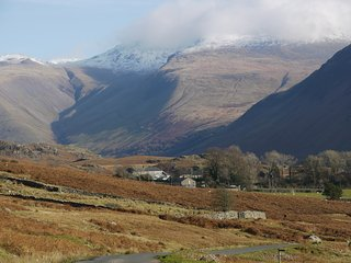 Scafell View Apartment, Wasdale, The Lake District, Cumbria - Wasdale Head vacation rentals