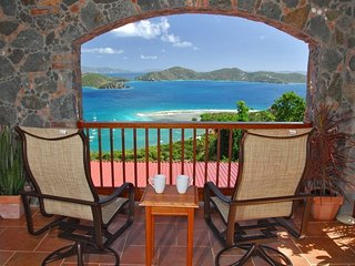 Easy Breezes - SAVE NOW on Spring & Summer Stays! - Coral Bay vacation rentals