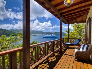 Paradise Found -The Treehouse at Steele Point - West End vacation rentals