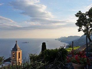 Elegant family villa overlooks Amalfi Coast - Nocelle di Positano vacation rentals