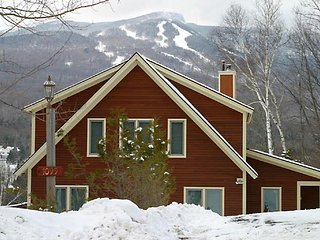 Bright 4 bedroom Stowe House with Deck - Stowe vacation rentals