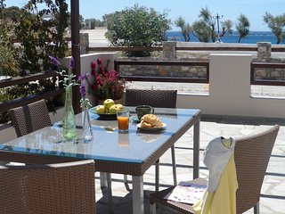 New listing! Beachfront Residence in Syros Island, Palmira K3.1 - Megas Gialos vacation rentals