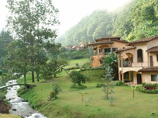 Gorgeous Villa, on the river in gated Valle Escondido. Fully Furnished - Boquete vacation rentals