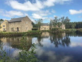 WENSLEY stone-built cottage, three en-suites, open plan living area, luxury - Matlock vacation rentals