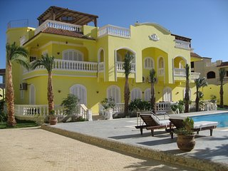 Villa with a private pool and botanical garden - Hurghada vacation rentals
