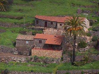 Charming Country house Vallehermoso, La Gomera - Vallehermoso vacation rentals