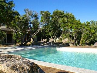 Gîte de qualité avec piscine mer et maquis - Pianottoli-Caldarello vacation rentals