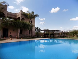 10 bedroom Villa with Internet Access in Marrakech - Marrakech vacation rentals