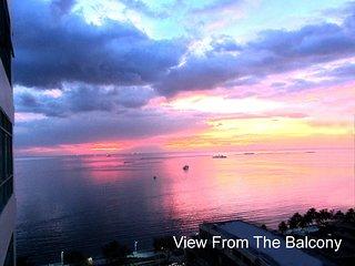 Baywatch Tower - Luxury Studio Suite Condo - Excellent view to Manila Bay - Manila vacation rentals