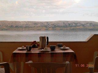 Apartments Metajna  6 for 4 persons - Metajna vacation rentals
