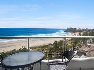 Points North 12-75 Coolangatta Beachfront! - Coolangatta vacation rentals
