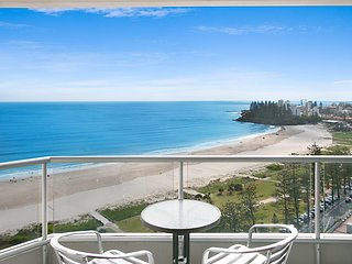 Points North 18-116 Coolangatta Beachfront! - Coolangatta vacation rentals