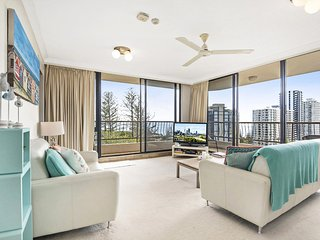 Chateau Royale Unit 30 - Panoramic Kirra Hill - Coolangatta vacation rentals