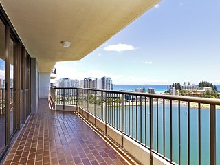 Seascape 1502 - Renovated & Stunning Views - Tweed Heads vacation rentals
