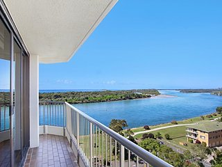 Seascape 1104 - Stunning Views - Tweed Heads vacation rentals