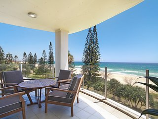 Aqua Solai 9 - Absolute Beachfront - Tugun vacation rentals