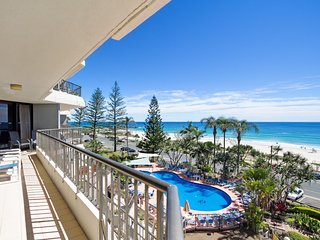 Rocks Resort 4E -  Currumbin Beachfront - Currumbin vacation rentals