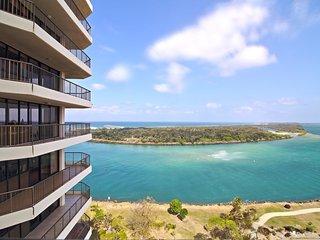 Seascape 1604 - Stunning Views - Tweed Heads vacation rentals