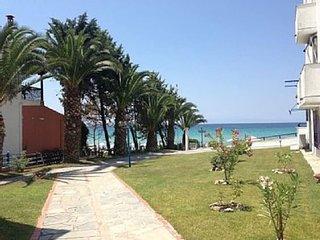 Sea front complex 45m2 apartment 1 - Kalandra vacation rentals