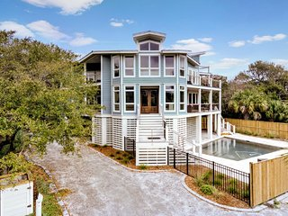 Gorgeous 5 bedroom Isle of Palms House with Deck - Isle of Palms vacation rentals
