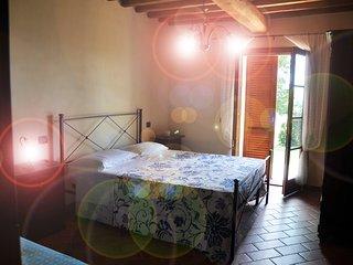 Appartmamento sulle colline pisane a 20 minuti dalla Costa degli Etruschi. - Pieve di Santa Luce vacation rentals