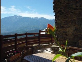 2 bedroom House with Housekeeping Included in Olette - Olette vacation rentals