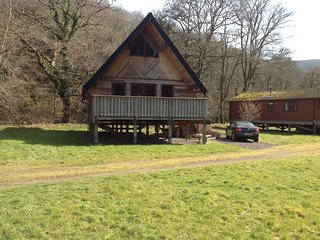 Riverside lodge in Dartmoor National Park - Dunsford vacation rentals