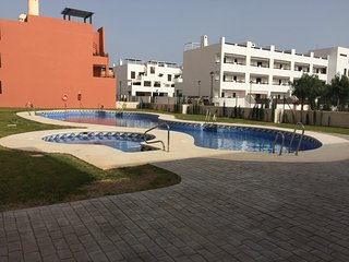 Stunning 2 bed apartment close to beach, shops, bars and restaurants - Playas de Vera vacation rentals