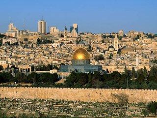 Jerusalem city center new apart near the Old City - Jerusalem vacation rentals