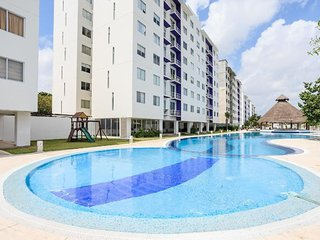 L-104 Great Special Price 2 BDR Сondo - Cancun vacation rentals