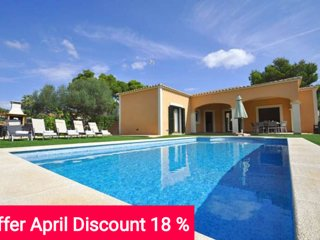Last Minute 18% April 2017. Stone covered house in Cala Pi for 8 people. - Llucmajor vacation rentals