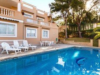 Villa Martina - Costa de la Calma - Peguera vacation rentals